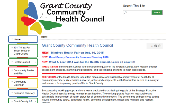 Grant County Community Health Council