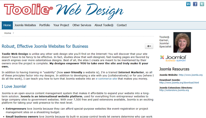 Toolie Web Design